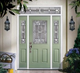 Choosing the exterior door- a tough decision to make