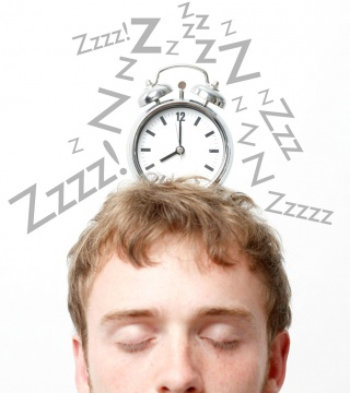 Is Stress Keeping You Awake at Night? Picture