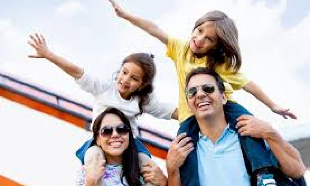 Things you should know when visiting a foreign city with your children