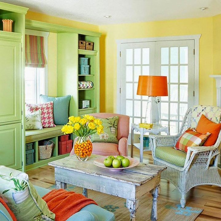 How to transform your house into a fresh space