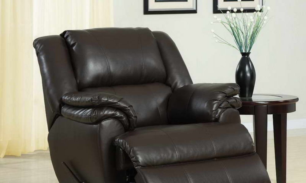 Arranging the furniture: what to do with the recliner?