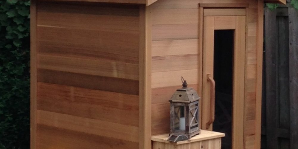 Indoor vs. Outdoor Sauna Which one Should you Choose