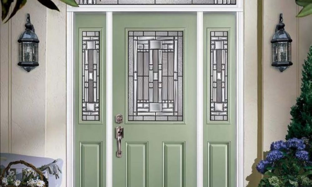 Choosing the exterior door: a tough decision to make