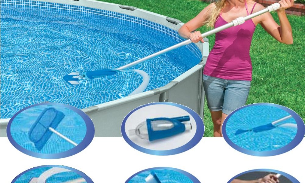 Pool equipment you definitely need