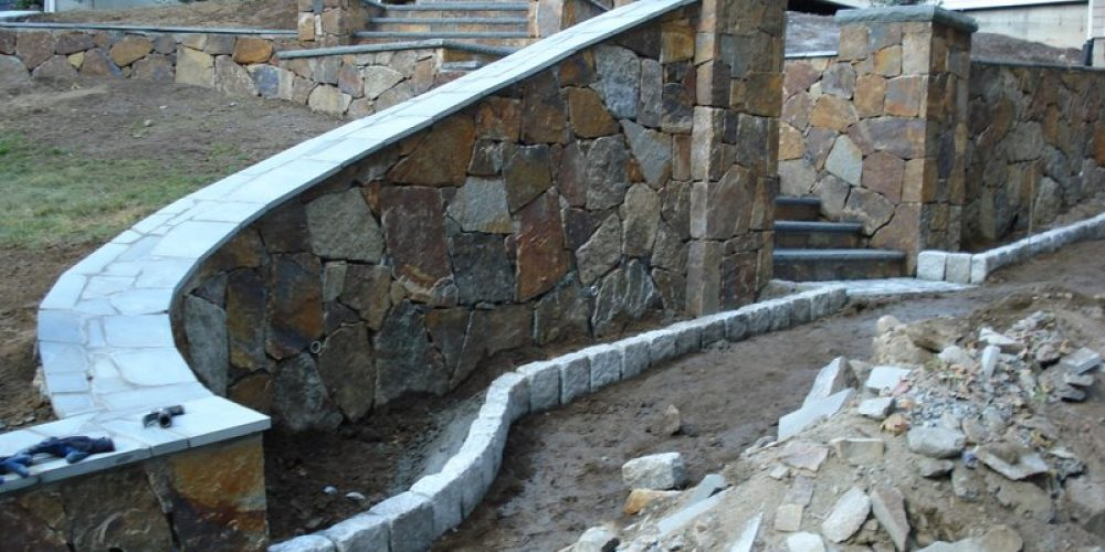 Popular services offered by masonry companies