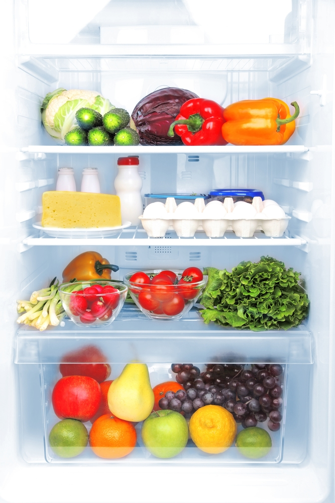 How To Store Fresh Fruit And Vegetable In The Refrigerator